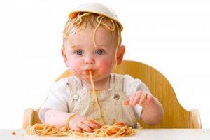 Svezzamento-naturale-del-bambino
